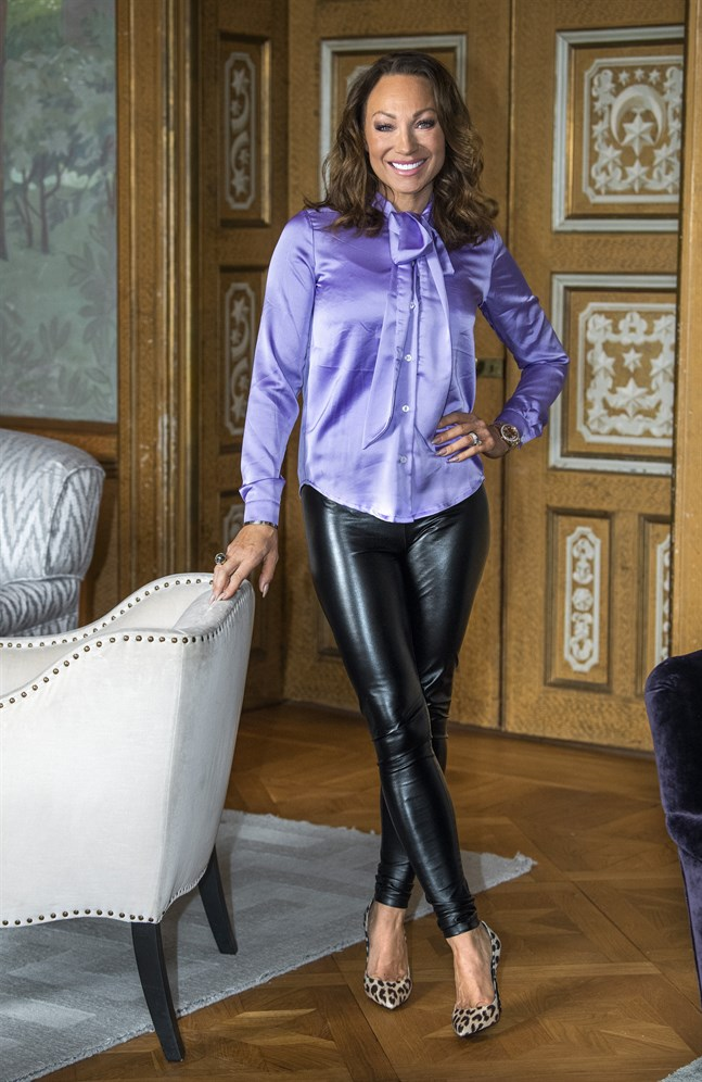 2020 har varit tufft för Charlotte Perrelli.