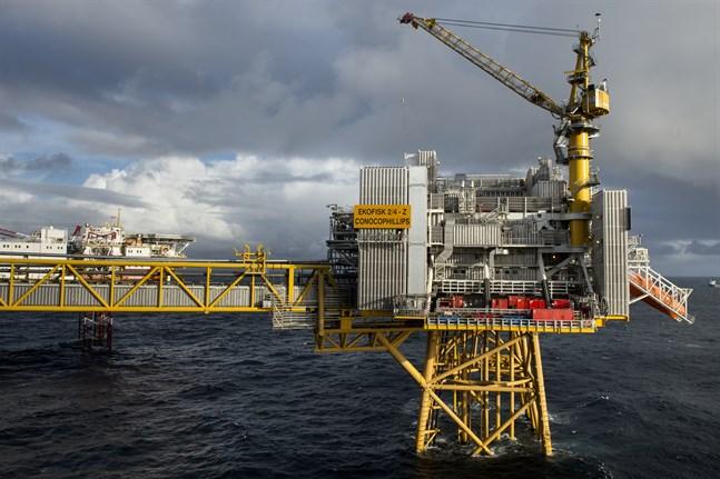 Olje- och gasbolag i Norge höjer investeringsbudgeten för 2021.