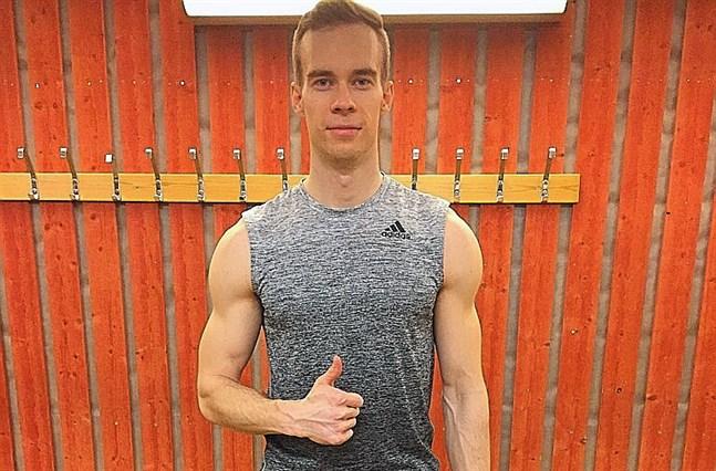 Aleksi Ala-Prinkkilä deltar i inomhus-FM på lördag i Jyväskylä. Detta efter att ha visat fin form i säsongens första tävling.