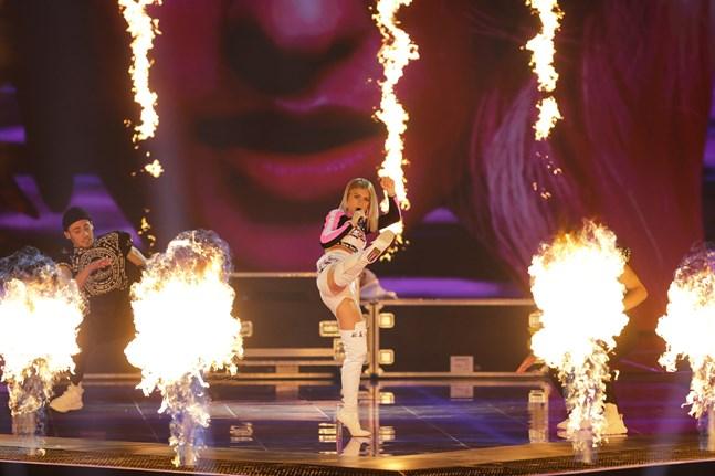 Zena tävlade för Belarus i Eurovision Song Contest 2019.