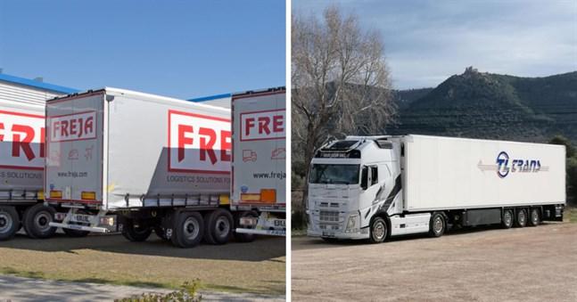 TL trans köps upp av Freja Transport & Logistics Oy.