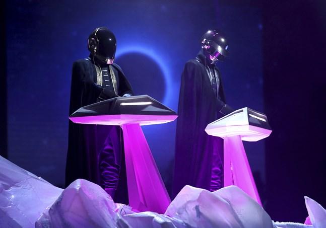 Daft Punk lägger ner efter 28 år. Arkivbild.