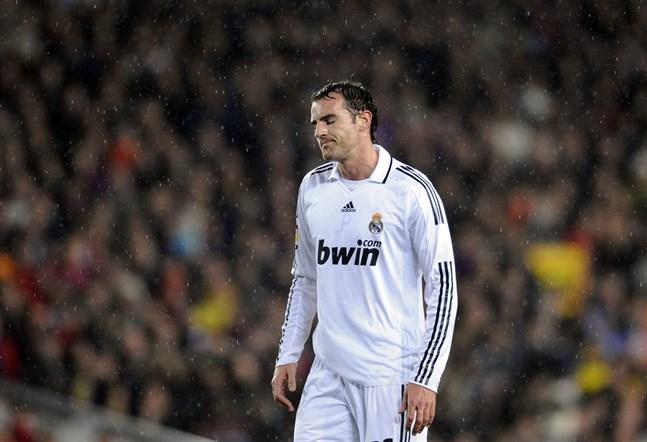 Christoph Metzelder i Real Madrid-dressen.