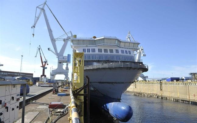 Coronavirusläget i Satakunta har försämrats radikalt på grund av de åtskilliga fallen på Rauma Marine Constructions skeppsvarv.