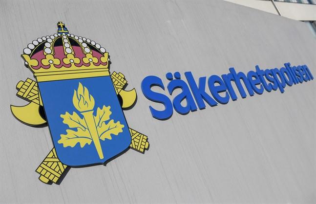 Utredningen mot mannen har bedrivits av Säpo.