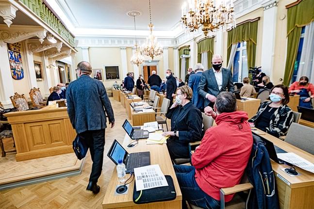 Tre partier  i Jakobstad bildar valförbund med sikte på att ta sig in i fullmäktige i Jakobstad.