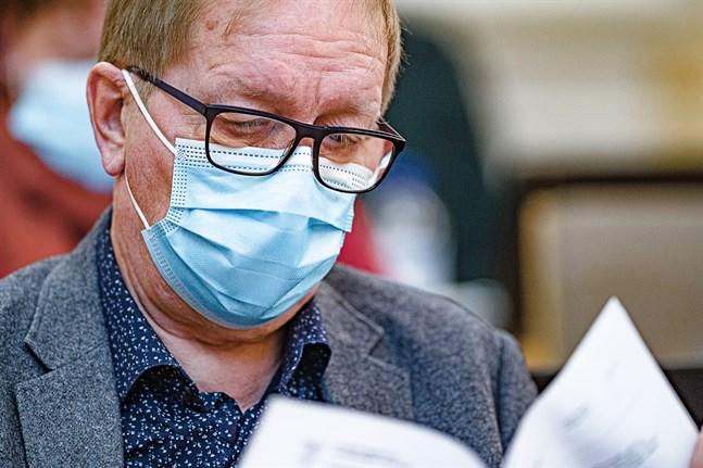 Jarmo Ittonen kan inte godkänna ett avtal där invånarantalet avgör kostnaden.