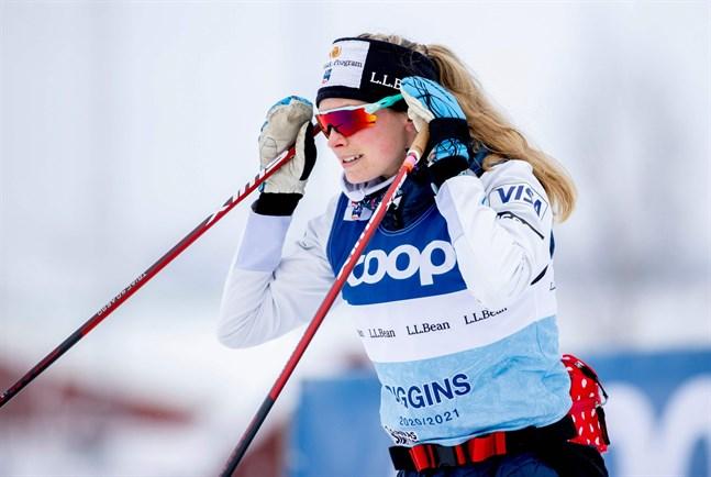 Amerikanskan Jessie Diggins, 29 år, leder den totala världscupen och är en av guldfavoriterna på flera distanser då VM i Oberstdorf kör i gång i veckan.