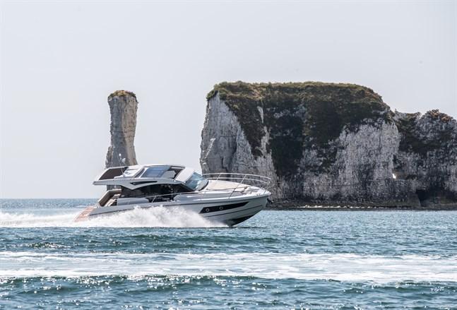 En båt att erövra nya sydligare båtmarknader med.