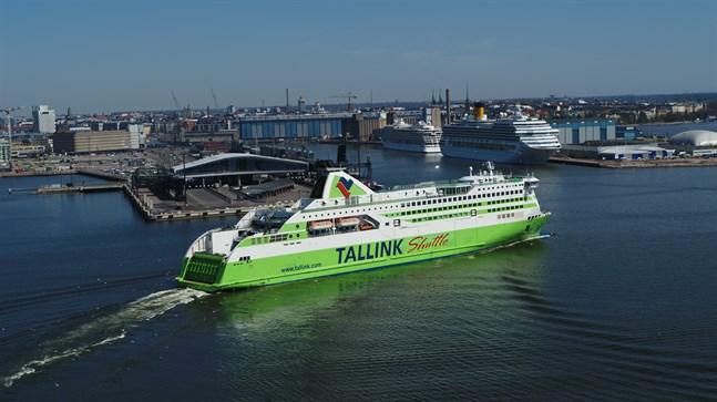 Omkring 3000 av Tallinks anställda förlorade sitt jobb under fjolåret.