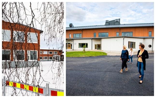 Vörå hade planer på att slå ihop Koskeby skola och Tegengrenskolan till en enhetsskola med gemensam administration Men beslutet skjuts på framtiden.