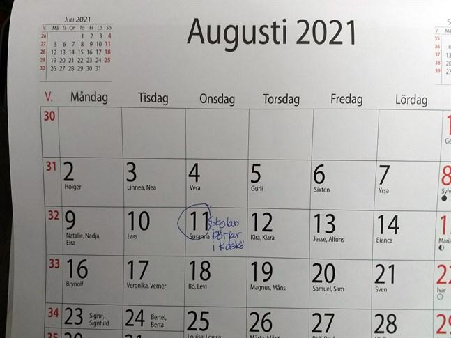 Eleverna i Kaskö skola och Kaskisten koulu har skolstart den 11 augusti i höst.