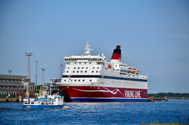 Forskningsprojektet Healthy Travel har gjorts i samarbete med olika rederier, bland annat Viking Line.