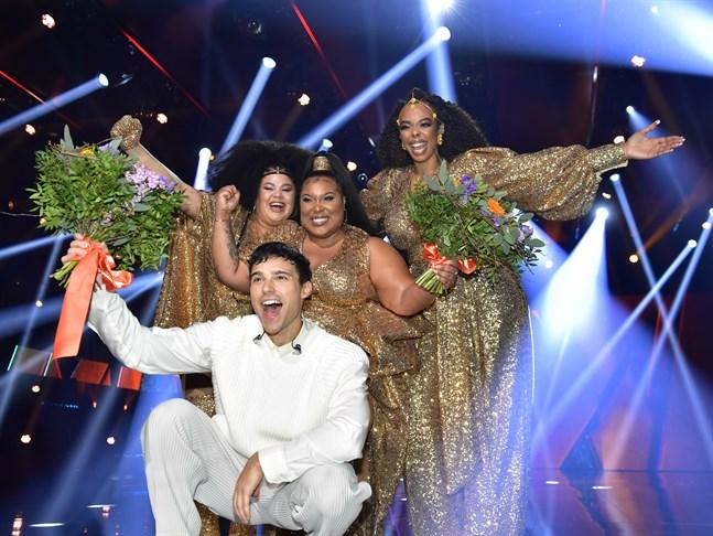 Fjolårets vinnare The Mamas och den trefaldiga finalisten Eric Saade har gjort det igen. Direktplatserna i Melodifestivalens final är bokade.