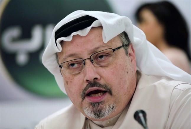 Den mördade saudiske journalisten Jamal Khashoggi. Arkivbild.