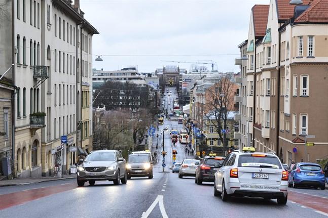 Fram till tisdagseftermiddagen hade totalt 3376 coronavirusfall konstaterats i Åbo, enligt Institutet för hälsa och välfärd. Arkivbild.