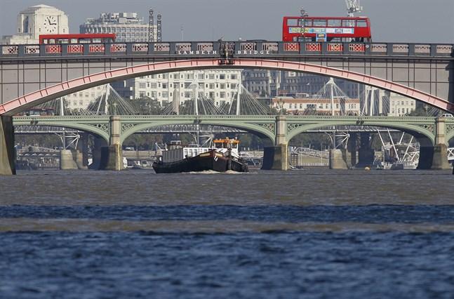 I London nära Themsen öppnar det första brittiska äldreboendet för hbtq-personer.
