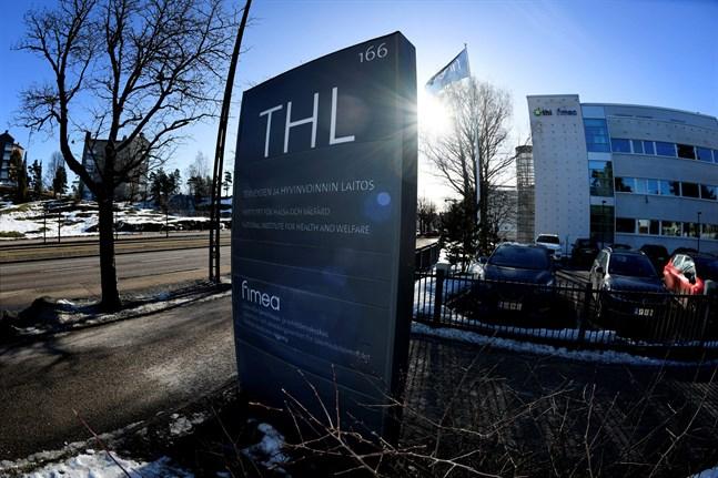 Institutet för hälsa och välfärd (THL).