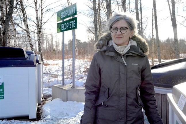 Den nya avfallslagen medför förändringar främst för dem som bor i flerfamiljshus med fler än fem bostäder, säger Merja Rosendal, verkställande direktör på Botniarosk.