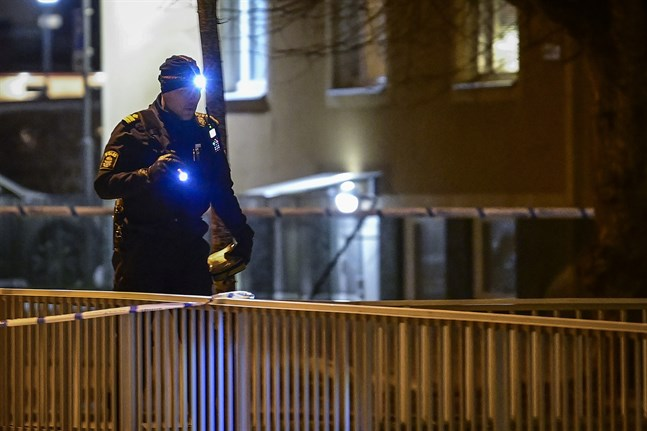 Sju personer skadades i dådet i Vetlanda på onsdagen. Dessutom skottskadades den misstänkte gärningsmannen i samband med gripandet.