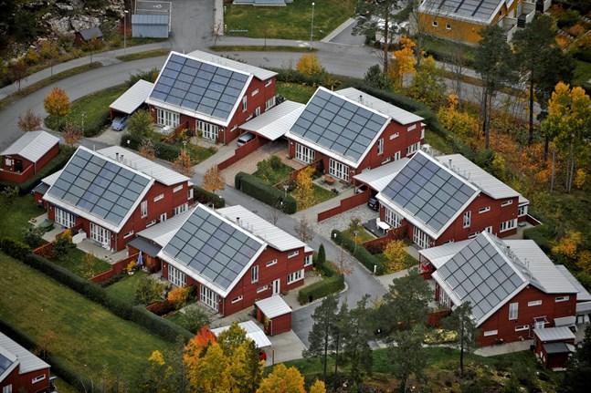 Solpaneler kan enligt en ny rapport slå ut jordfelsbrytare.