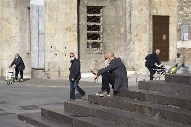 Pandemin har gått hårt åt Italiens ekonomi.