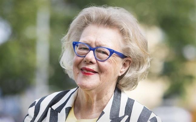 Birgitta Rasmusson är död. Hon blev 81 år.