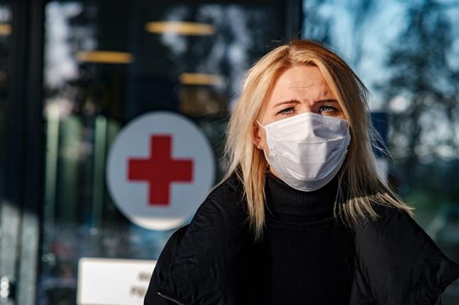 Marina Kinnunen, sjukvårdsdirektör.