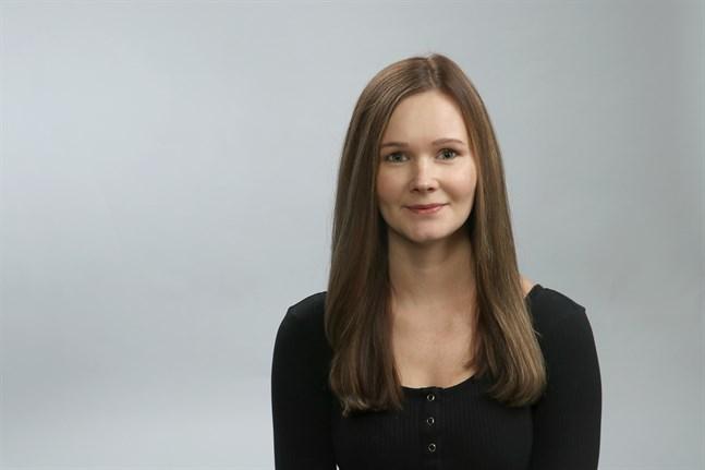Fanny West studerar till agrolog (YH), Campus Raseborg