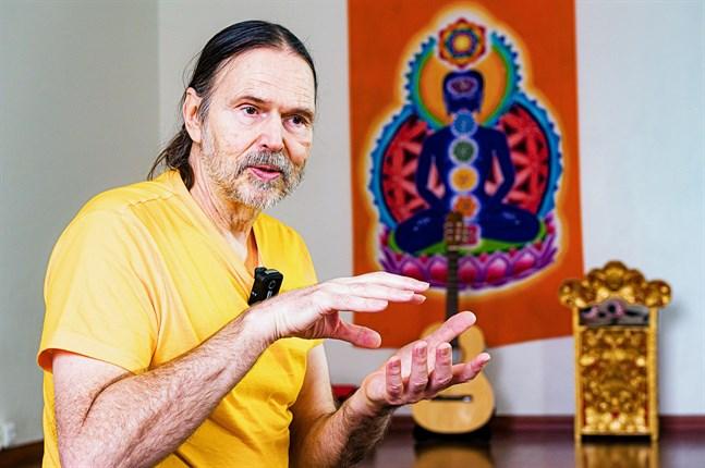 Peter Appel säger att Movingness är en kombination av rörelser och filosofi.