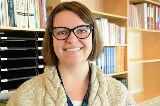 Sofia Kullberg har bland fyra sökande valts till ny rektor för Västra Närpes skola.