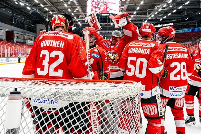 Sport spelade sju matcher inför publik förra säsongen. Publikfesten på Kopparön uteblev – och därmed åkte klubben också på stort minusresultat.