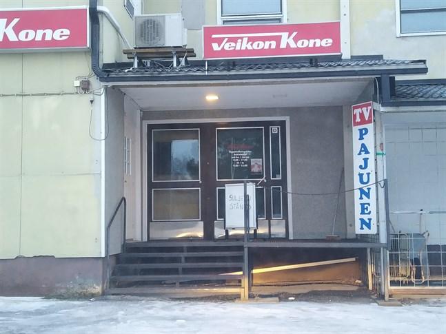 TV-Pajunen i Lappfjärd stängde dörrarna utan förklaring för två veckor sedan. Nu har företaget lämnat in en konkursansökan.