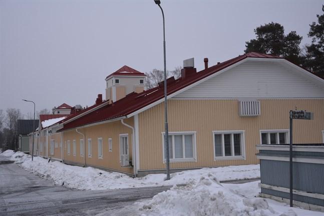 Just nu finns nio lediga platser på Mariehemmet i Kaskö. Äldreboendet har totalt 21 platser.