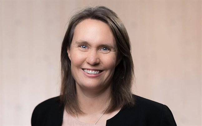Anja Palm är näringslivschef i Skellefteå kommun.