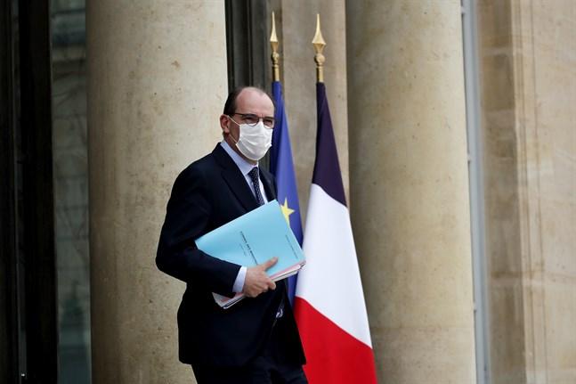 Frankrikes premiärminister Jean Castex får en spruta med Astravaccinet på fredag, enligt medieuppgifter.
