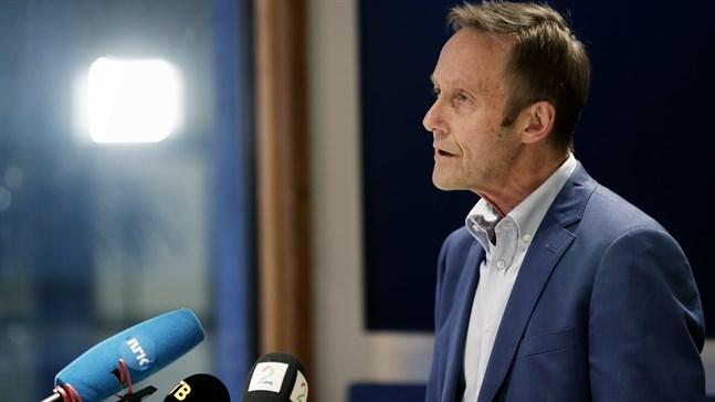 Audun Hågå, direktör på norska Läkemedelsverket.