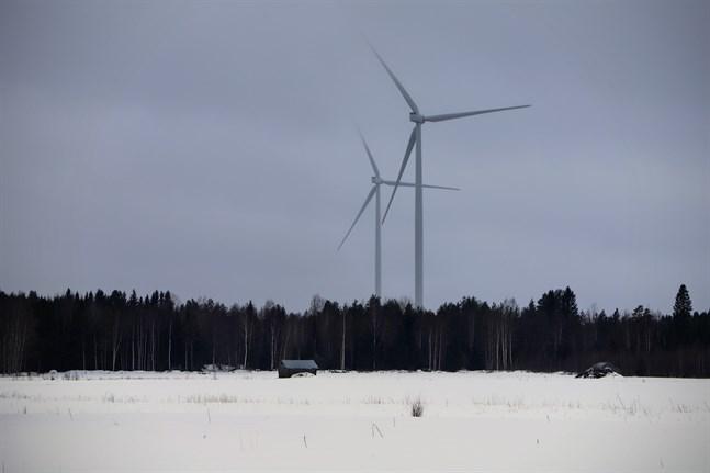 I Ribäcken och Långmossa finns sammanlagt 12 vindkraftverk. I delgeneralplanen för Juthskogen är antalet 17.