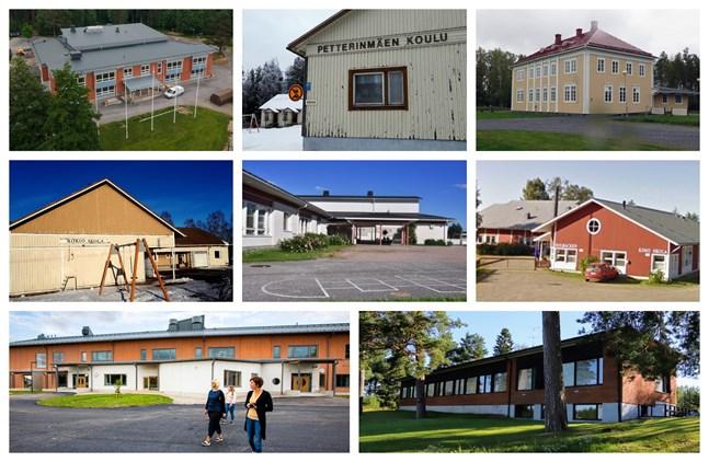 I dag har Vörå nio lågstadieskolor. Hur det framtida skolnätet ska se ut är upp till det nya fullmätkige.