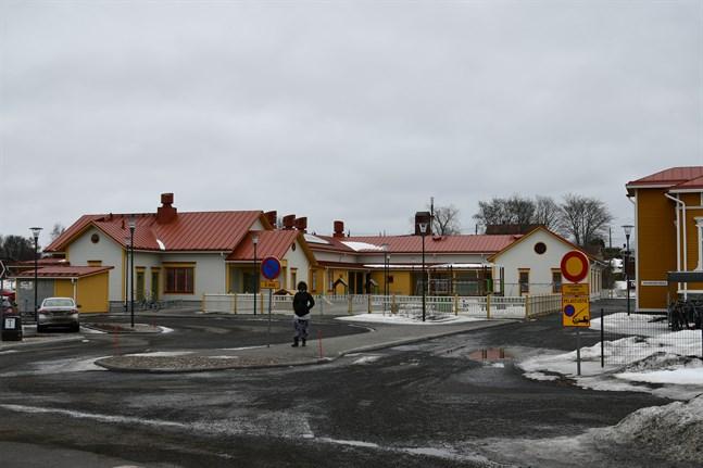 Kristinestads nya daghem, Myllybacken, var den största investeringen i fjol.