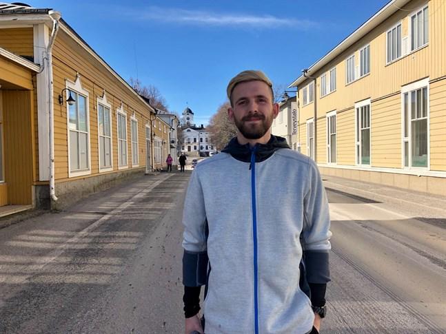 Michael Kozielek kommer inte till Närpes i sommar. Han har skrivit på för ett lag i USA i stället.