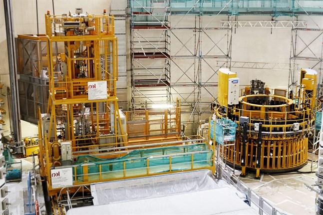 Bygget av den nya reaktorn i kärnkraftverket i Olkiluoto har försenats med omkring 12 år.