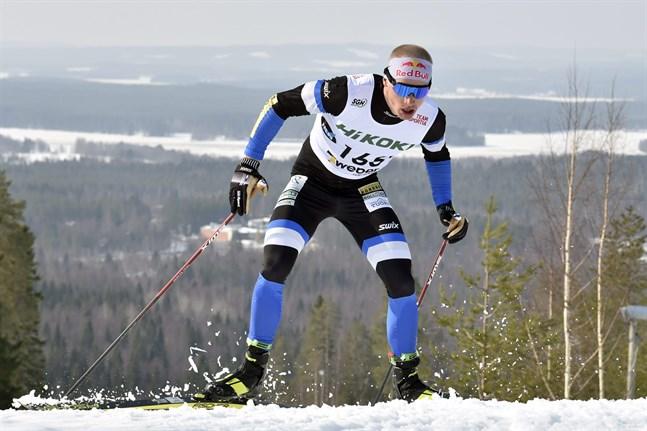 Iivo Niskanen fick en perfekt helg sett till resultaten med en trippel i guldmedaljer.