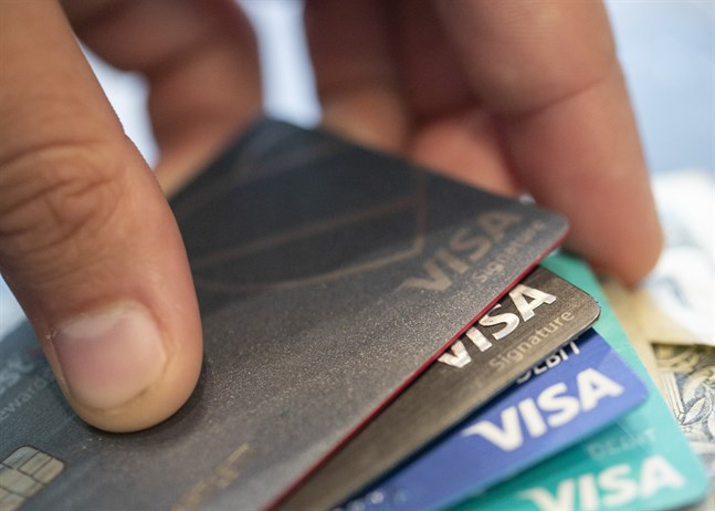 Betalkortsjätten ska öppna för transaktioner i en kryptovalutaversion av dollar. Arkivbild.