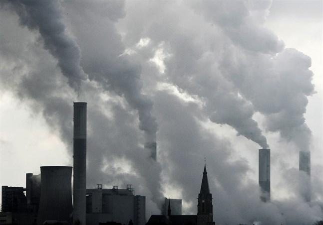 Kolkraft fick inget ekonomiskt stöd alls från världens största investeringsbanker förra året. Arkivbild.
