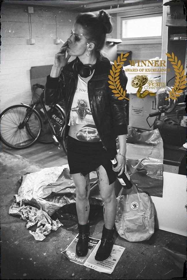 """""""Misbirth"""" av Valeria Eremeeva uppmärksammades i The Best Shorts Film Competition."""