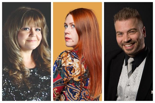 Bland andra Helene Nyberg, Charlotta Kerbs och Kristoffer Streng medverkar i påskkonserten.