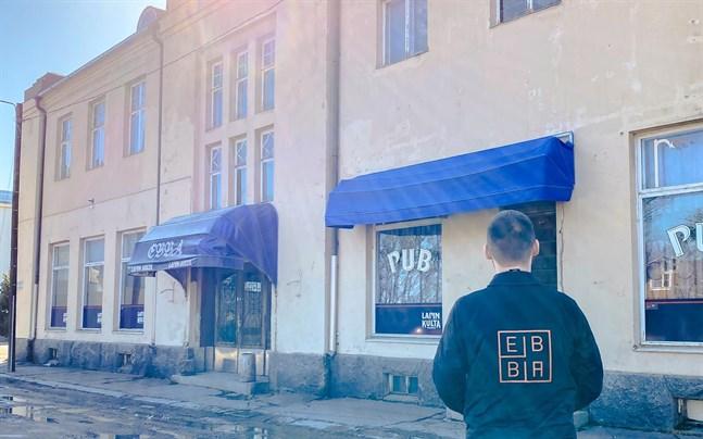 Fastighetsbolaget Ebba har köpt fastigheten på Amerikagatan 2 där Pub Ebba fanns tidigare.