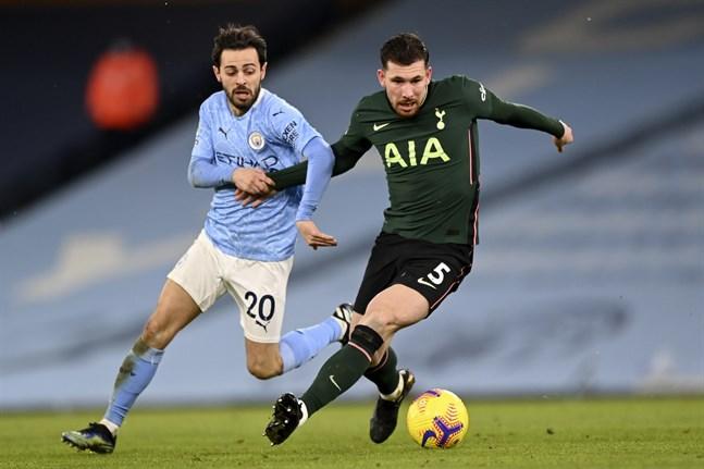 När Manchester City och Tottenham möts i ligacupfinalen blir det publik på läktaren.