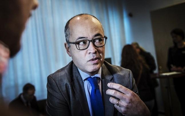 Kinaexperten Frédéric Cho.